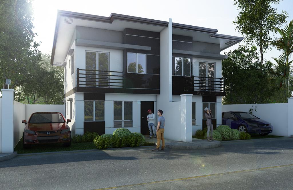 La residencia calumpit model houses